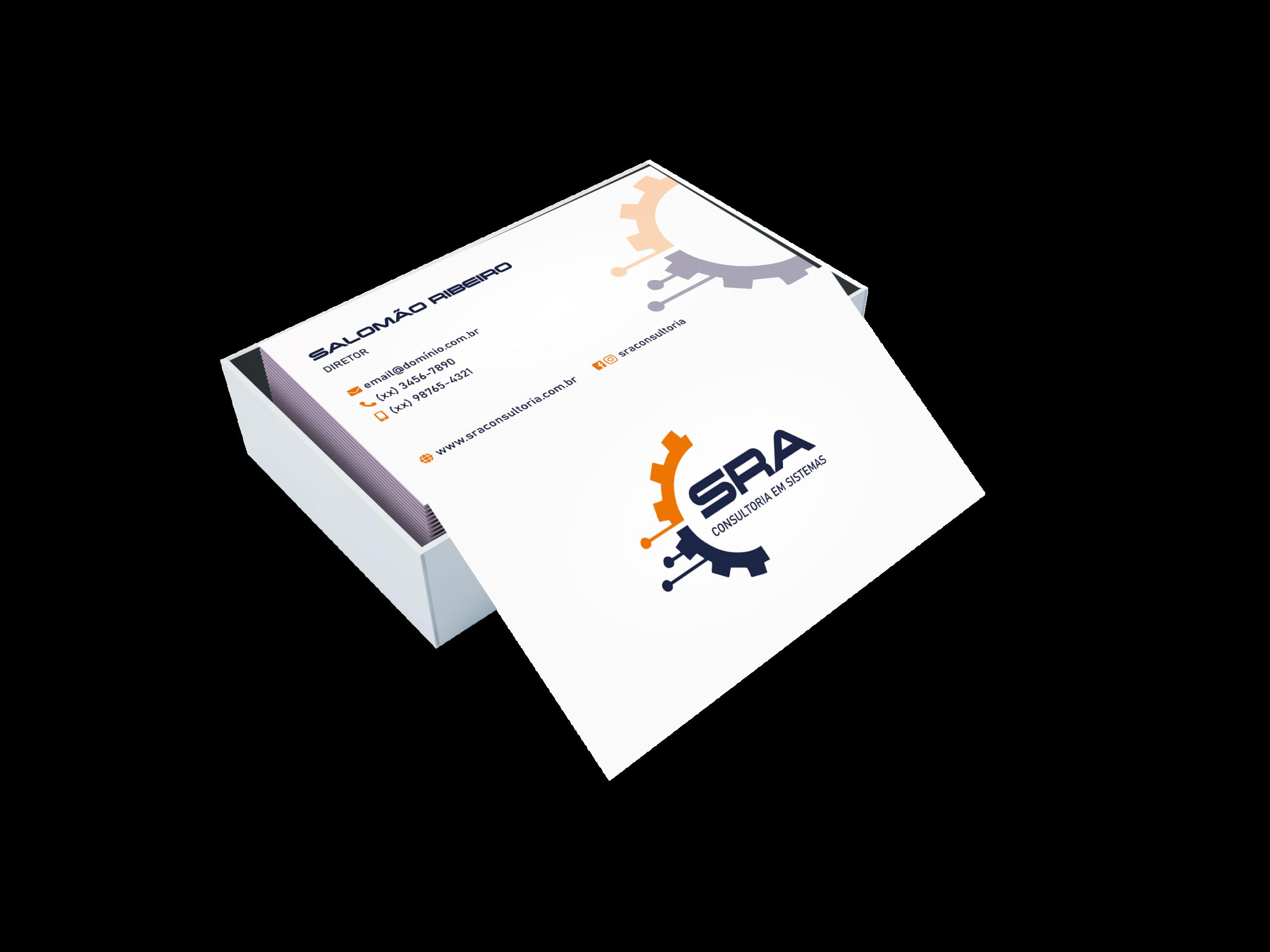 SRA Consultoria Identidade